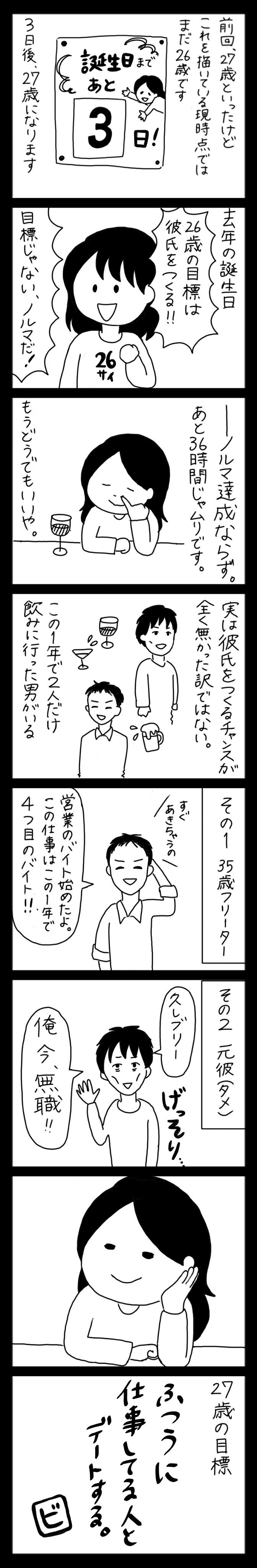 【4コマ漫画】第2回「ビクトリアな日々」作:ビクトリアブラディーヌ