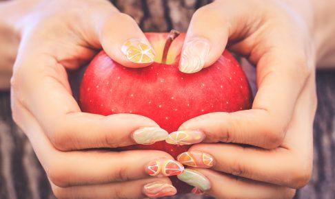 リンゴ酢にダイエット・美肌効果がある?便秘解消で痩せる?