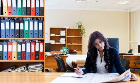 仕事机の風水で仕事運が変わる!オフィスレイアウトに関する風水