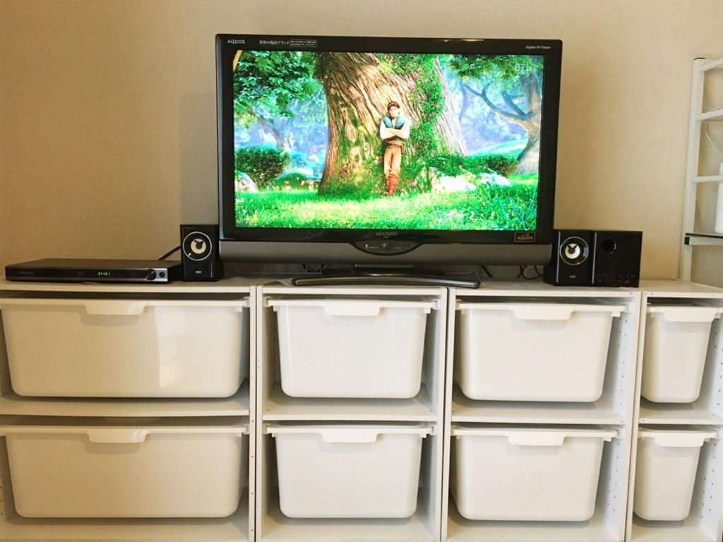 大人気商品!IKEAの「トロファスト」がニトリで手に入る!