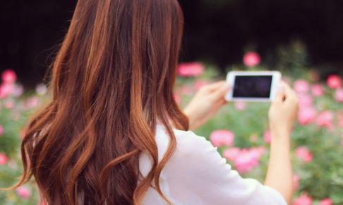 勝負の1枚を狙う⭐︎絶対可愛く魅せる「スマホ自撮り写真」の撮り方テク♪