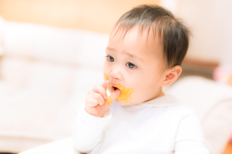 *幼児期の赤ちゃんは気分屋グルメ?!