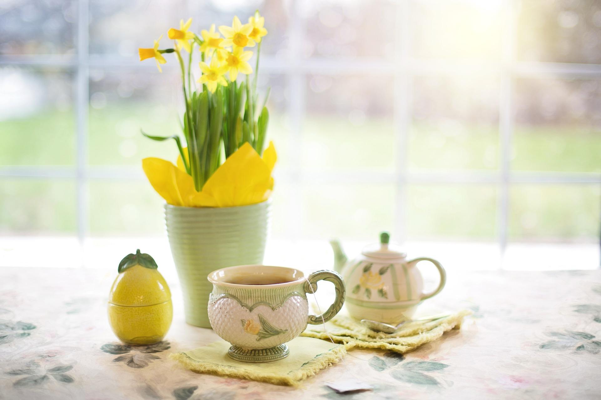 優雅な午後を楽しむ紅茶占いをやってみよう