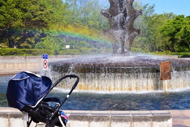 生後1ヶ月の赤ちゃんは外出しても良い?