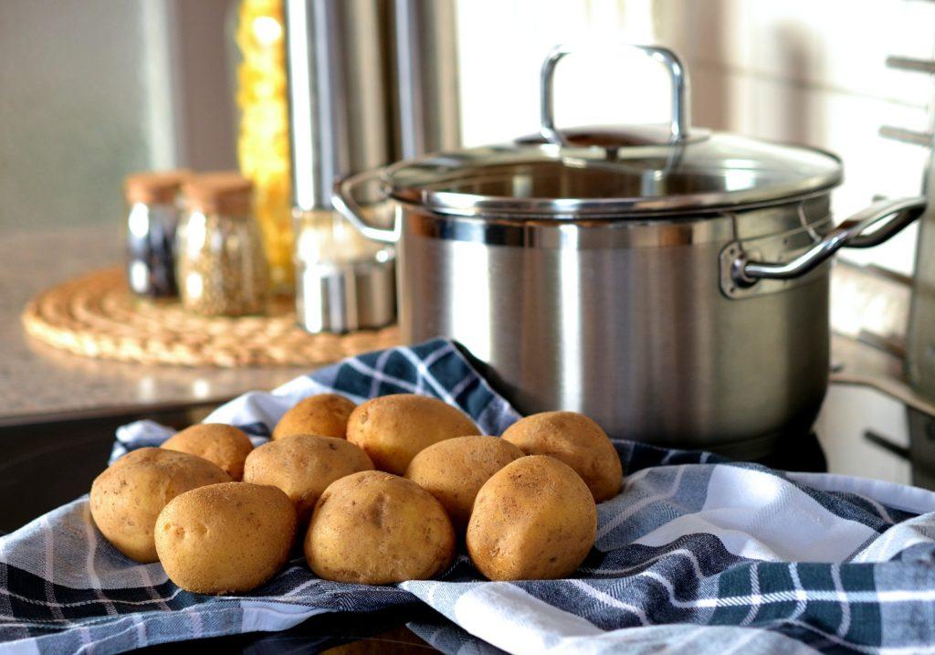 キッチンの風水③ガスコンロ回りが汚れていると胃腸が悪くなる