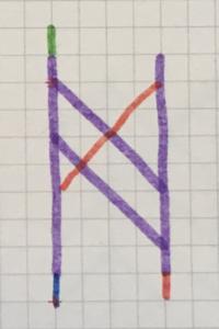 全ての文字を1つに合体させる-3