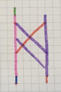 全ての文字を1つに合体させる-4