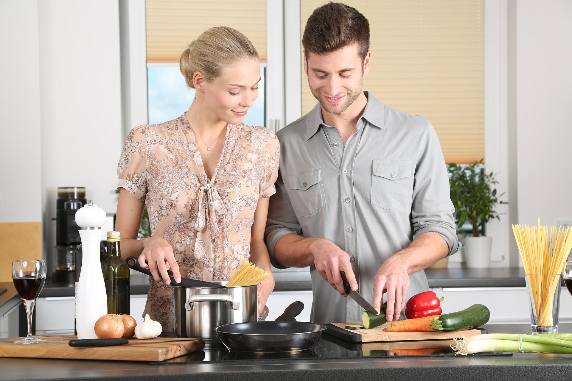簡単にできるキッチンの風水で運気を上げる方法とは