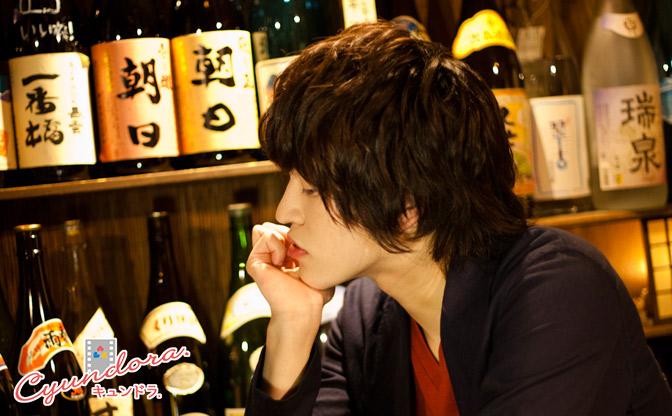 【キュンドラ】朱色セレナーデ ~お花屋さんのカレ~ #003