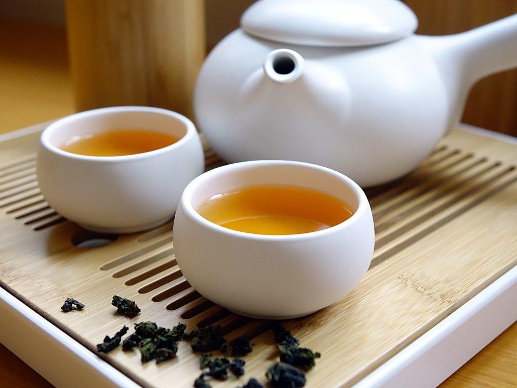 簡単にできる魔除けの方法:魔除けに効果がある食材 お茶