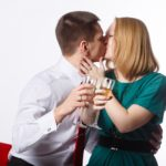 酔った勢いでキス・酔っ払ってキス