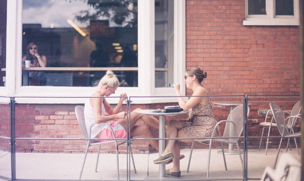 6:お互いの時間を尊重できる
