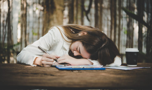 【簡単タロット占い】あなたが抱えるストレスの正体は?