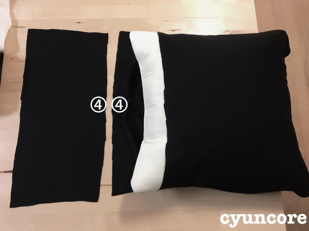 手順②それぞれを縫う-3