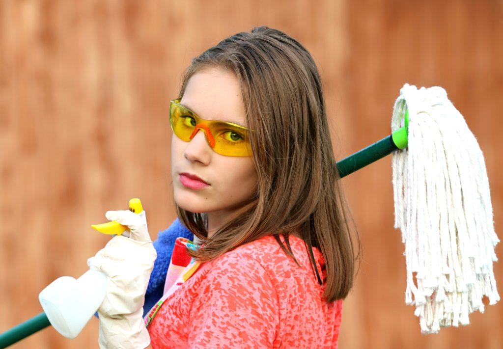 さぁ、年末の大掃除!