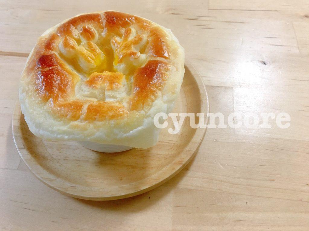 ミネストローネアレンジレシピ③シチューをさらにアレンジポットパイ