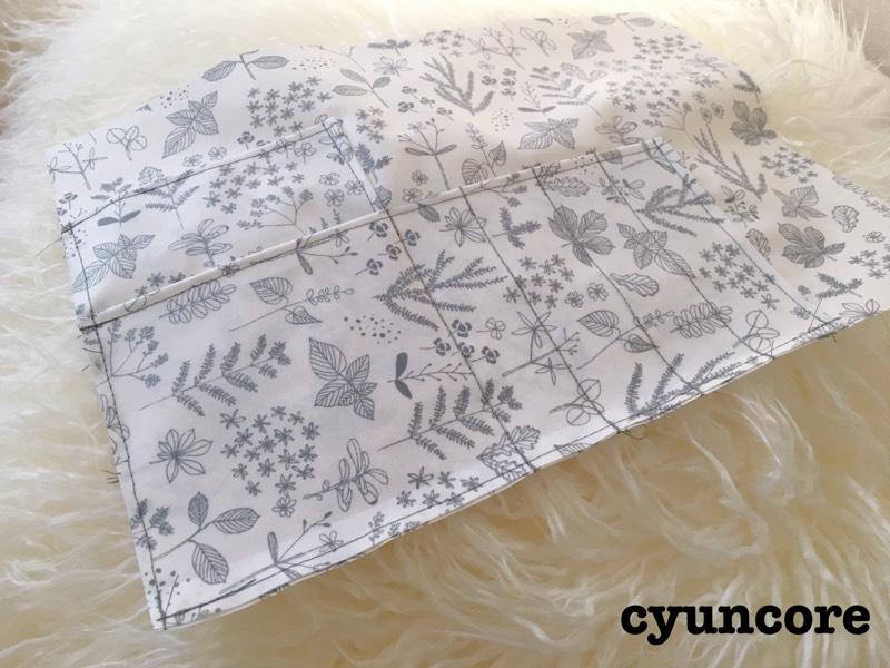 編み棒ケースの作り方-3