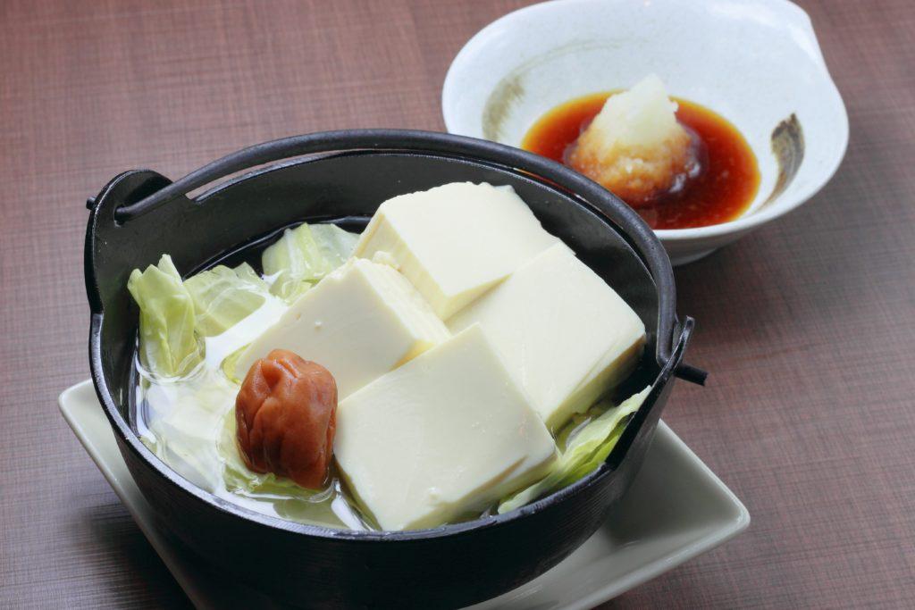 ☆ 豆腐料理を食べる