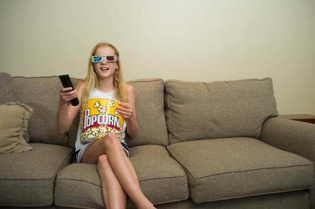彼氏とお家で映画デートするときに欠かせないこと