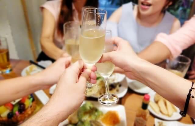 【風水】金運が上がる食事の取り方① 楽しい食事を心がける