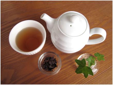 体を温める飲み物1. ほうじ茶