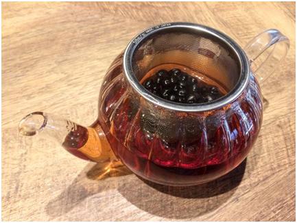 体を温める飲み物2. 黒豆茶