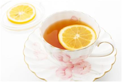 体を温める飲み物5. レモンティー・ホットレモン