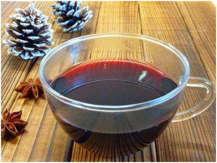 体を温める飲み物9. ホットワイン
