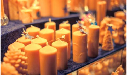 ハンドメイド出来る!オーガニックの手作り蜜蝋キャンドルの作り方