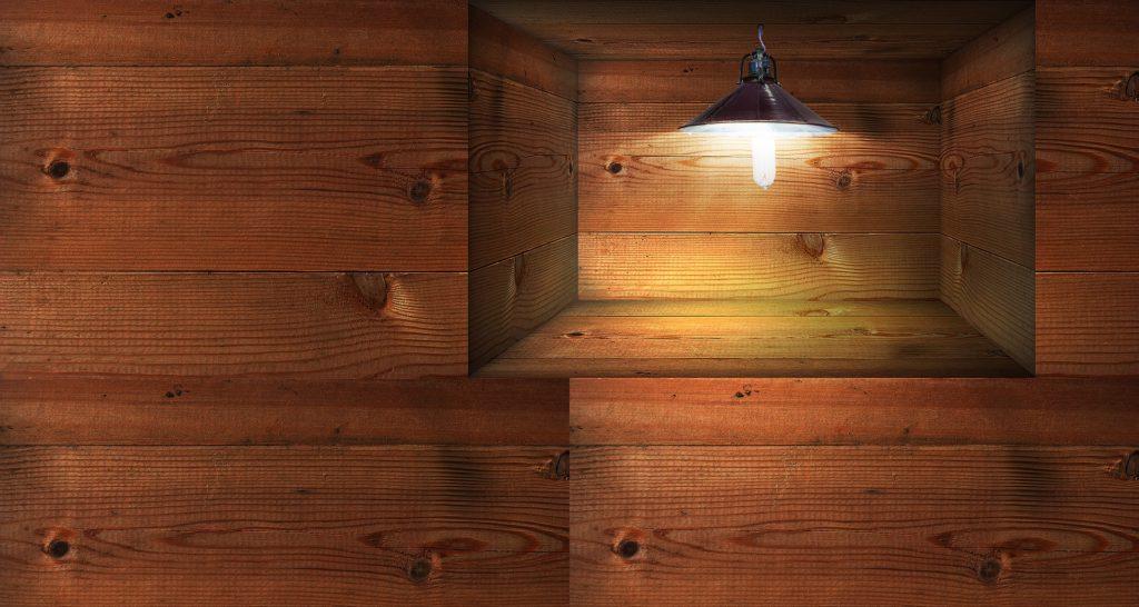 金運アップに効果のある玄関の風水①玄関のライト