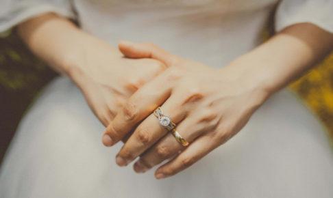神社にある指輪型のお守り「指輪守り」をつけてみよう!