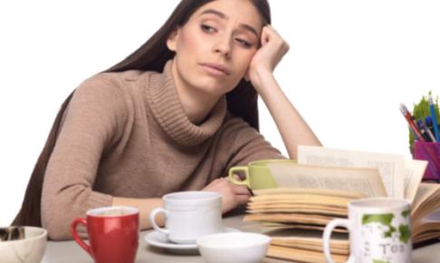 食後の眠気を解消!眠気を覚ます方法9つと眠気覚ましのツボ4つ