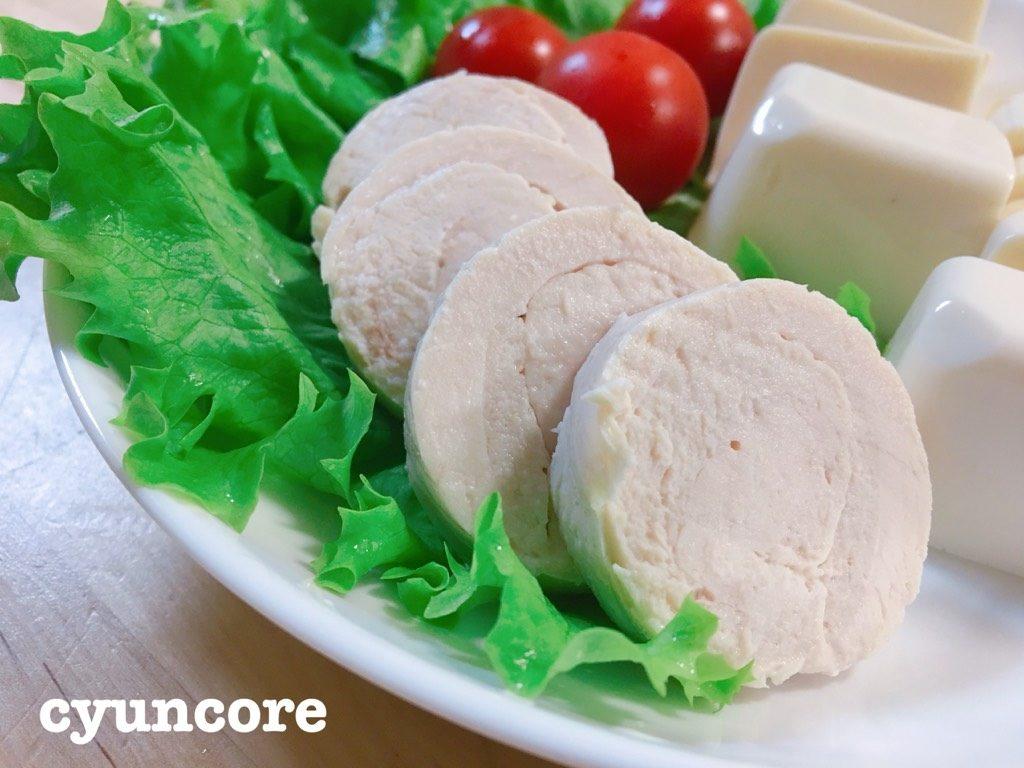 【鶏むね肉】鍋・照り焼き・鶏ハム・きんぴら