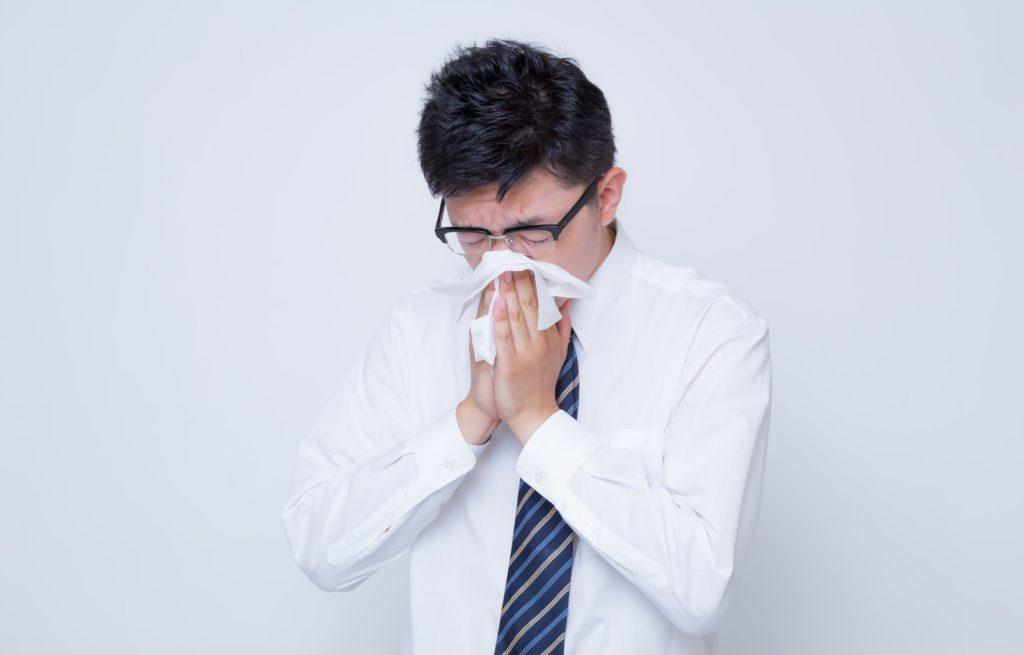 花粉症彼氏とデート⑦.彼の体調を気にしてあげる