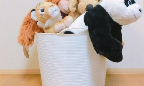 超簡単!ぬいぐるみの洗濯方法!失敗しないコツは手洗い♪