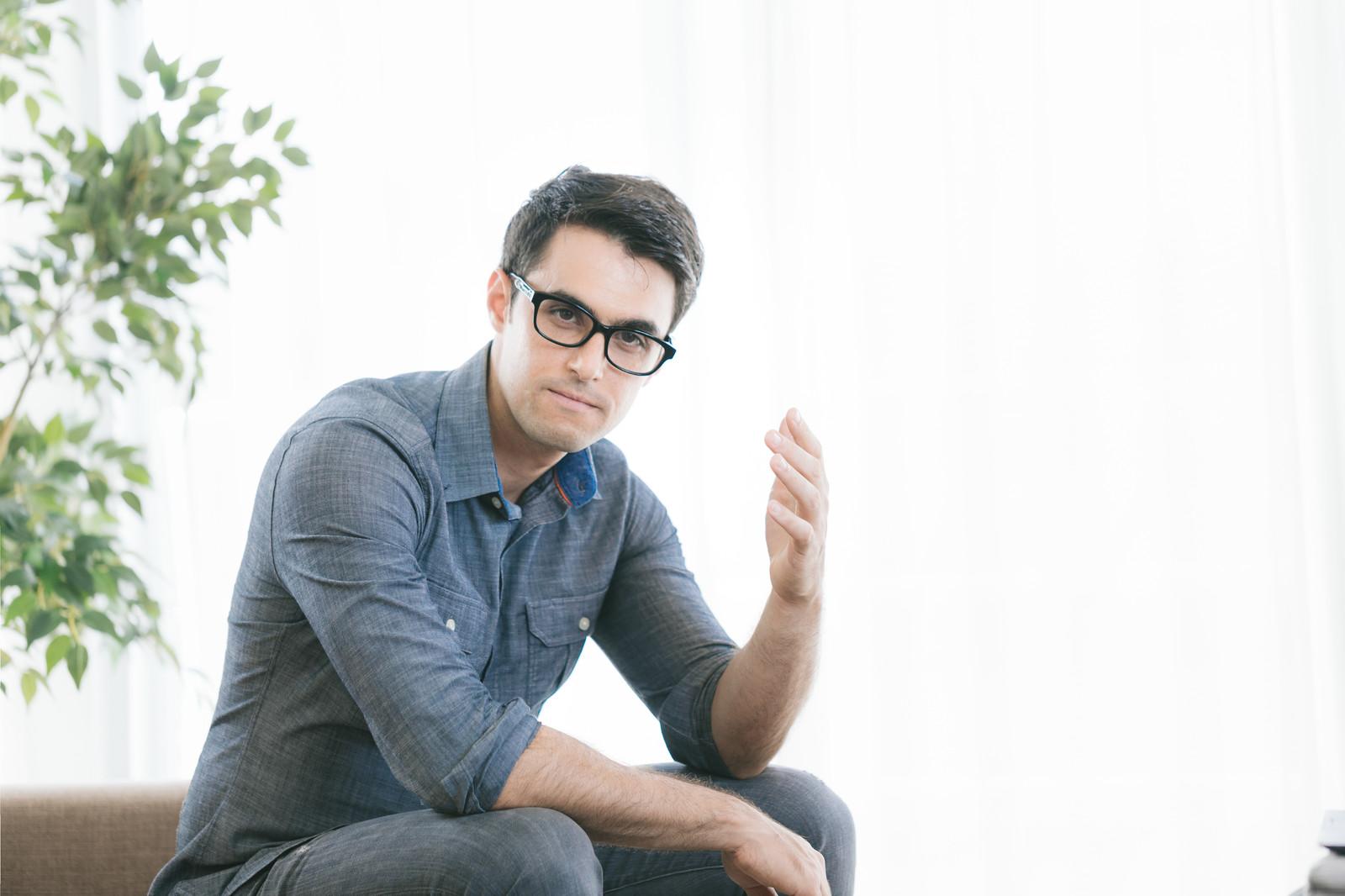 メガネ男子はモテる♡メガネ男子の魅力とは