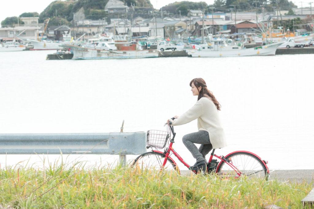 仕事運を上げる風水③バイクや自転車通勤で仕事運をアップする方法