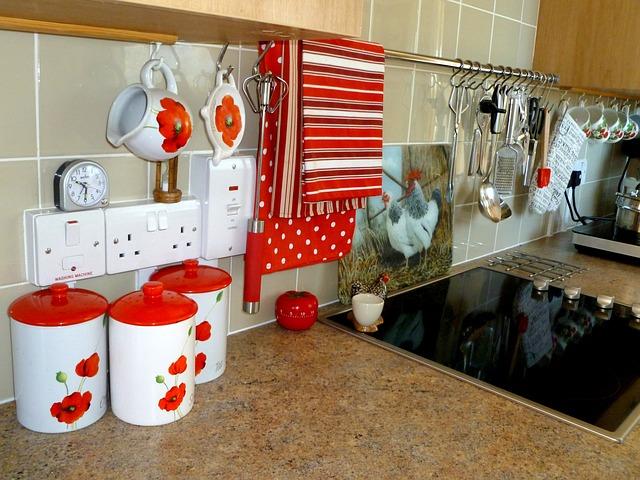 同棲にかかる費用2.食器や調理器具代