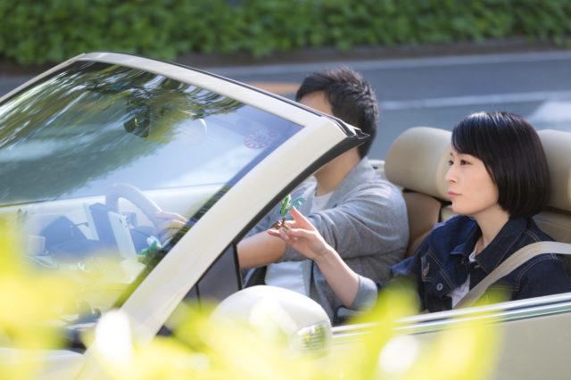 9.車の「助手席」からの写真
