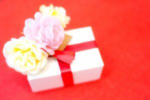 お花とプレゼント