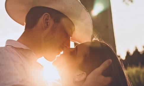 大好きな彼とキスしたい!男性がキスをしたくなる瞬間とは?