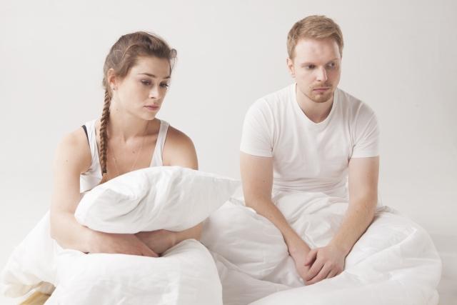 セックスレスカップルが急増中!彼氏がセックスしてくれない原因と改善策