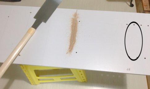 大量にあったカラーボックスを処分しよう!燃えるゴミで出す方法は?