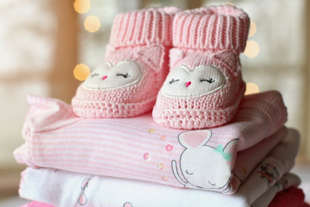新生児の赤ちゃんの育児に必要なベビー用品