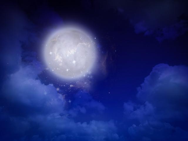 月占い♡バースデームーンから分かる性格や運命とは