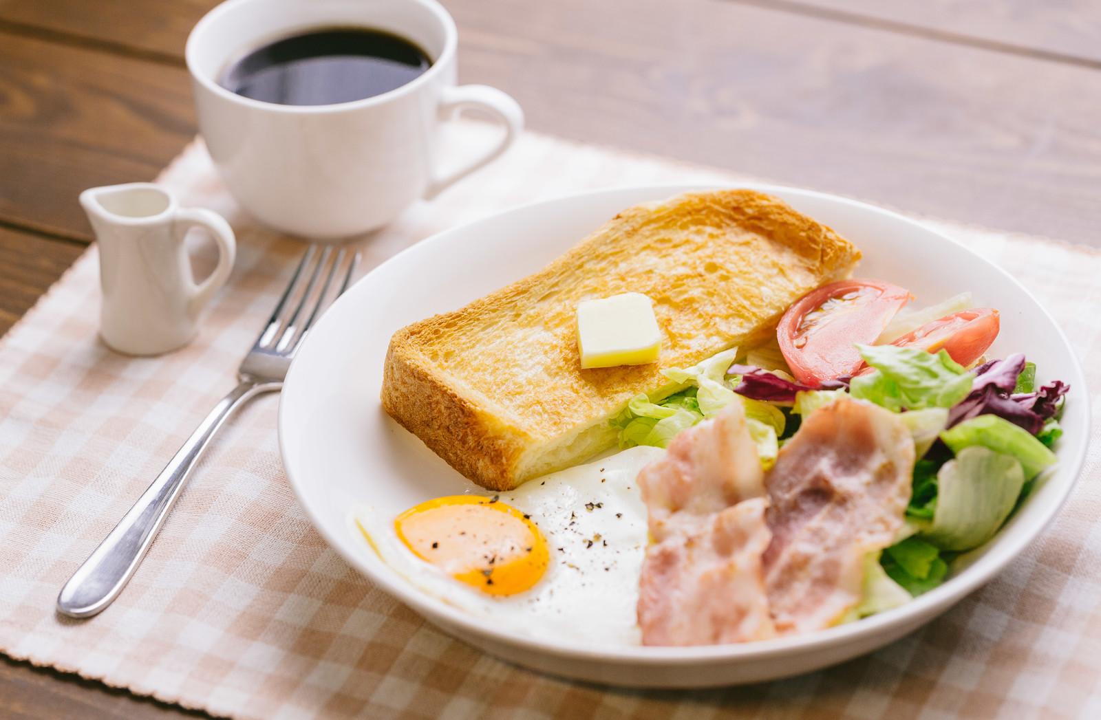 ダイエット中は朝食をとるべき?!朝食のダイエット効果やおすすめメニュー