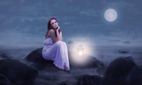 魅力をアップさせる月のパワーとは?月を活用した魅力アップ法やおまじない
