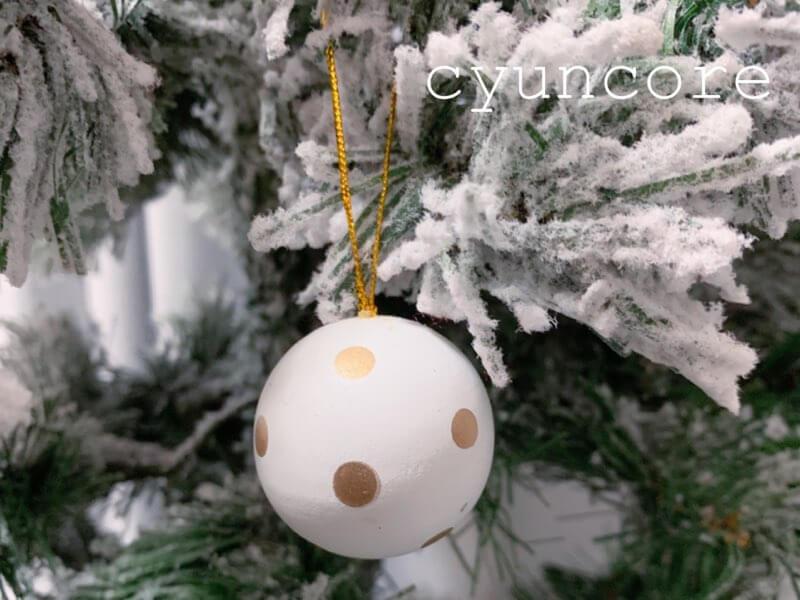 クリスマスオーナメント購入品【セリア】-3