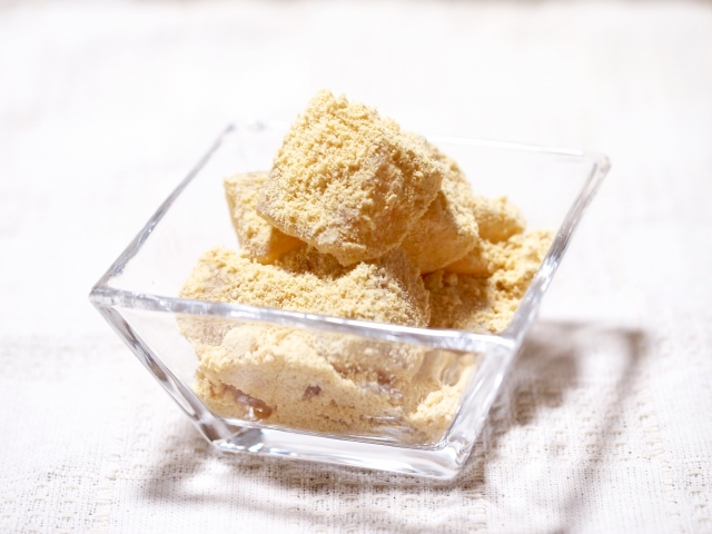 きなこ(粉)のカロリーと栄養価