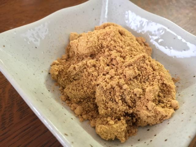 きなこ(粉)のダイエットレシピ
